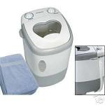 La machine laver pour poup es petite mais tellement - Machine a laver sechante petite taille ...